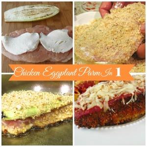 Chicken Eggplant ParmNewsAnchorToHomemaker