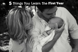 Five Things You Learn the First Year