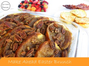 Make Ahead Easter Brunch www.newsanchortohomemaker.com