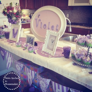 Purple Bday Party