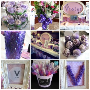 Purple Party www.newsanchortohomemaker.com