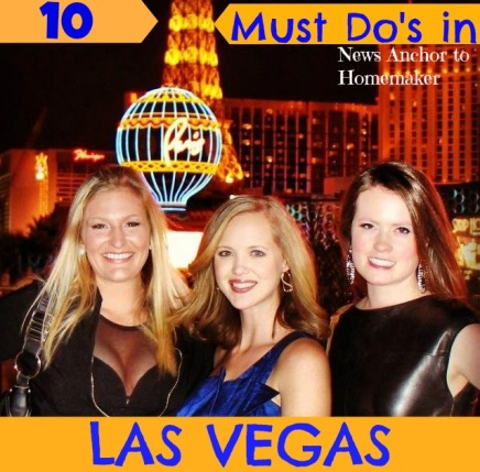 10 Things you must do in Las Vegas