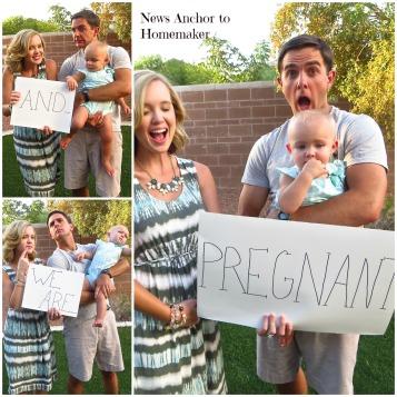 pregnancy announcement 3